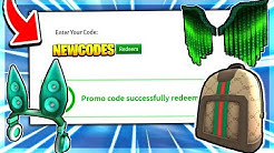 *MAY* ALL NEW ROBLOX PROMO CODES ON ROBLOX 2020! Possible Secret Roblox Promo Codes (WORKING)