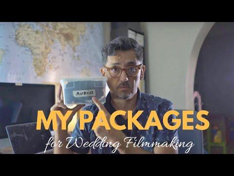 My Wedding Packages- Santiago Guy Films