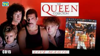 Baixar [259] Live Magic - CD15: The Queen Collection Digipack Series from Italy (2015)