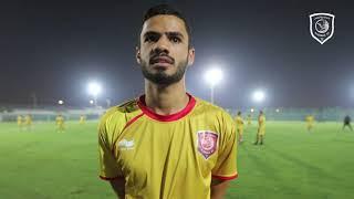 سلطان البريك: نسعى لافتتاح الموسم ببطولة
