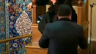 Seyid Taleh ağladi