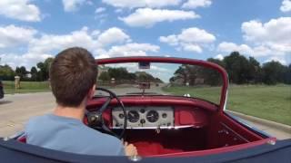1959 Jaguar XK150S 3.4 Roadster Short Drive