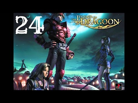 Legend Of Dragoon Part 24 The Divine Dragon