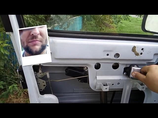 Снятие обшивки двери, ремонт ручки УАЗ Патриот 2016