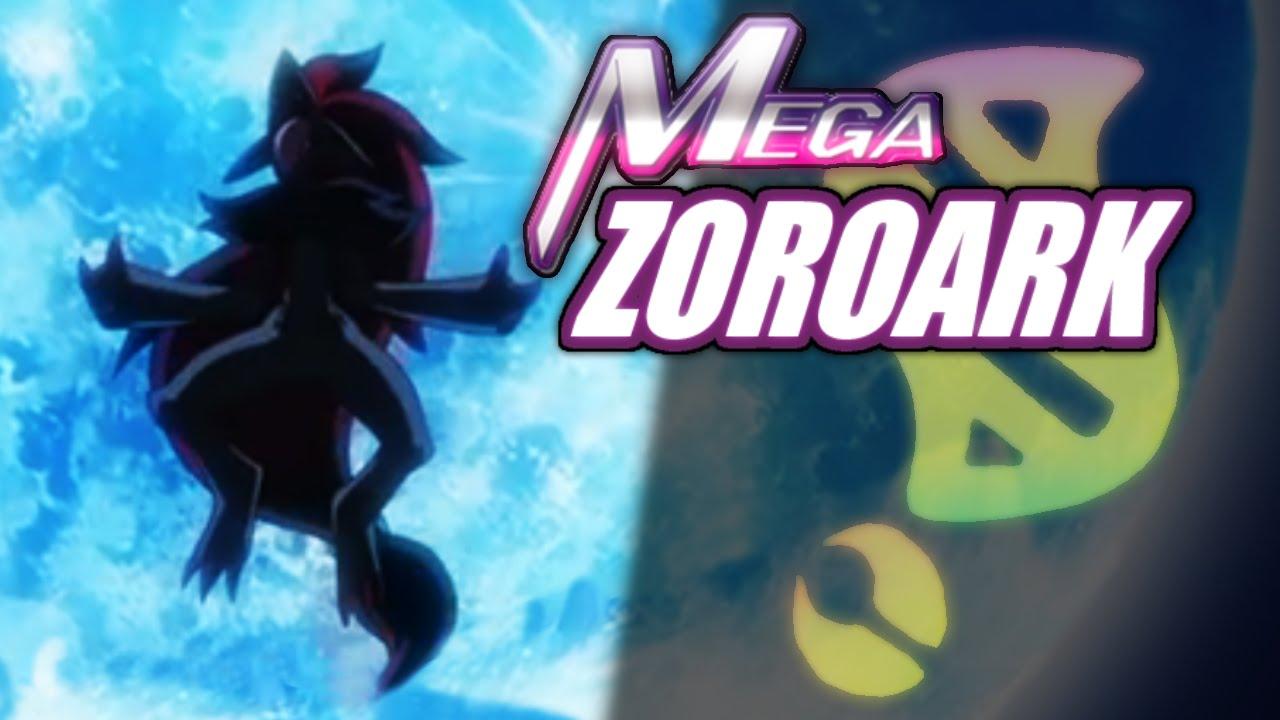 Mega Zoroark by Phatmon on DeviantArt