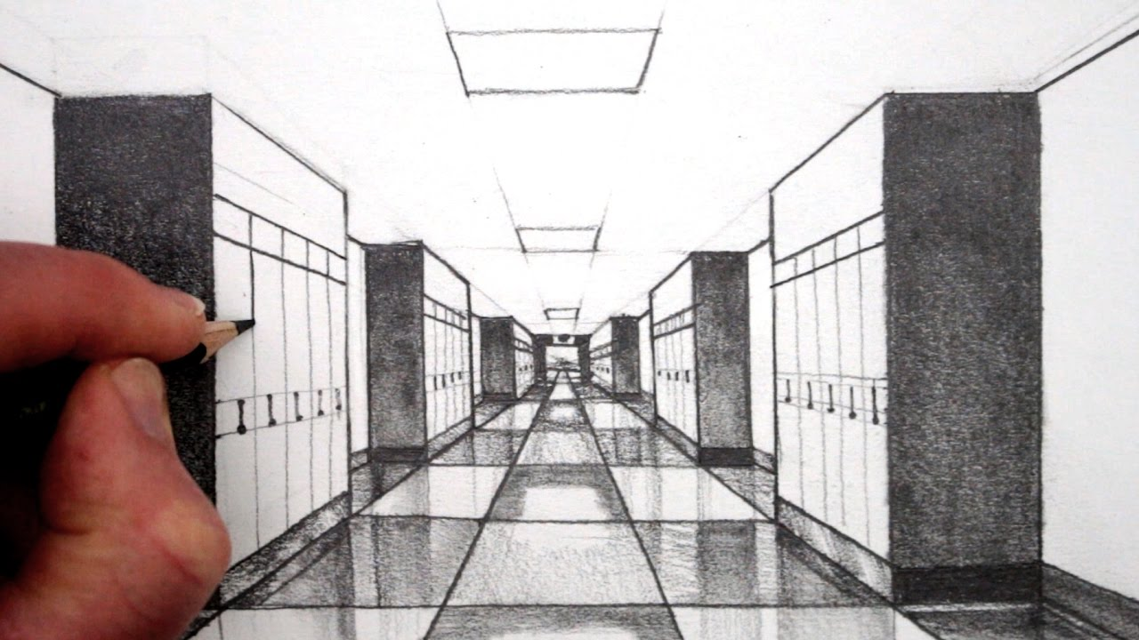 All About Perspective Drawing