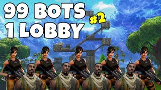 Worst Fortnite Solo Lobby I Have Ever Seen | Shockwave Bots