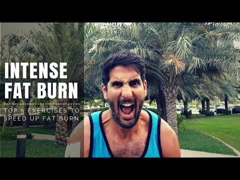 Intense Fat Burning Workouts