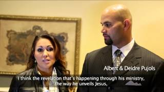 Joseph Prince - Testimony of Albert and Deidre Pujols