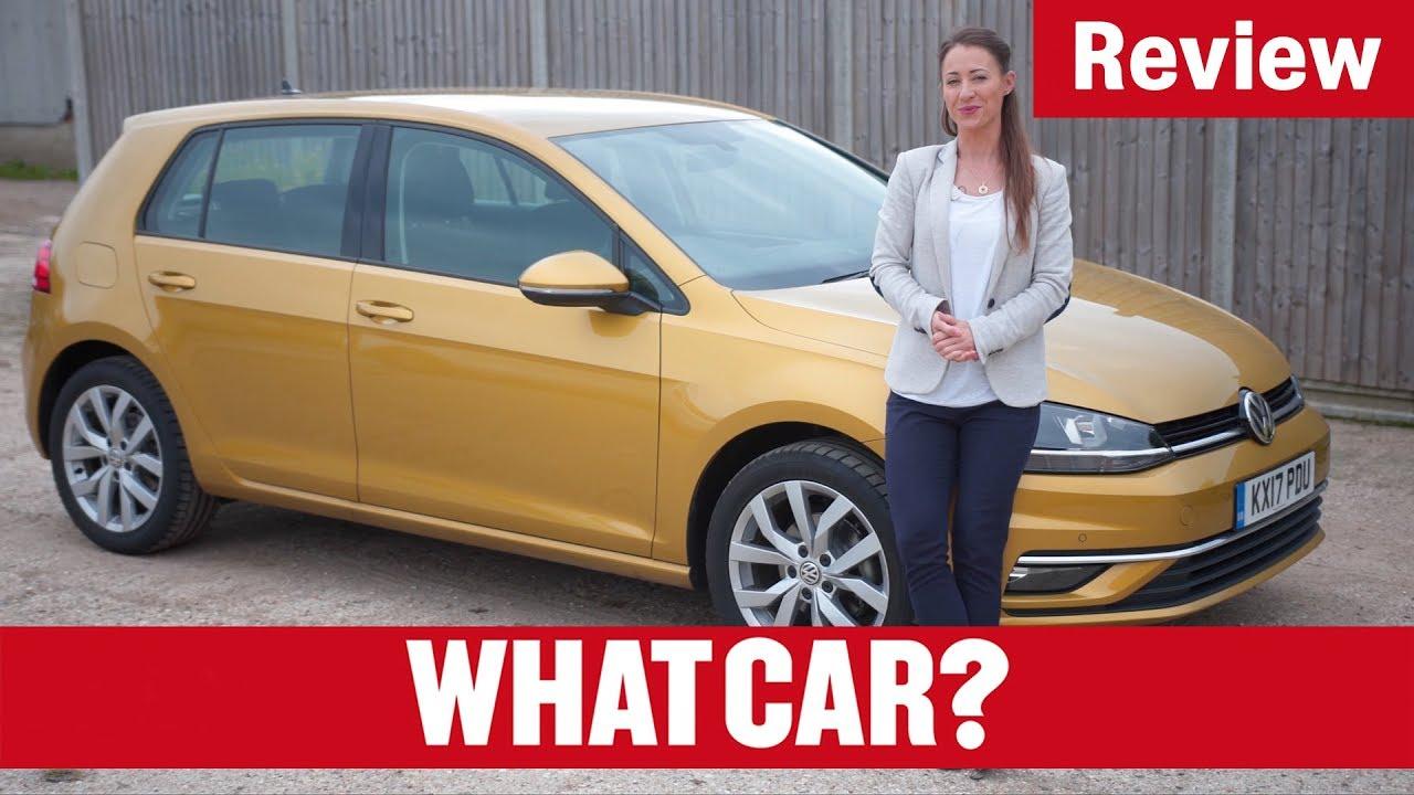 2017 Volkswagen Golf review   Is it still the best all-rounder?   What Car? - Dauer: 6 Minuten, 33 Sekunden