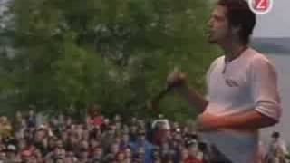Audioslave - Seven nation army live at Hultsfred 2003