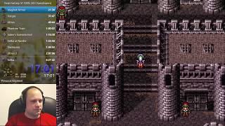 Final Fantasy VI Speedrun (Glitchless 100%) - 6:26:26