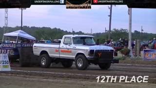 USA EAST - PULLING SERIES | SUPER STREET GAS | CARROLLTON OHIO | 7/23/16