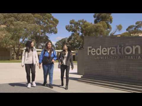 FedUni Ballarat and Gippsland campus tour -  International student full version