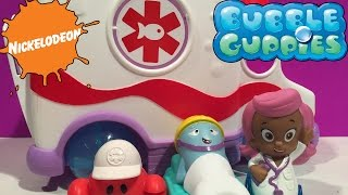 Bubble Guppies: Deluxe Vehicle Clambulance, Fisher-Price
