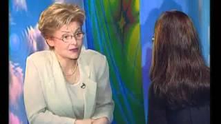 """Диана в программе """"Здоровье"""" 1999 год"""