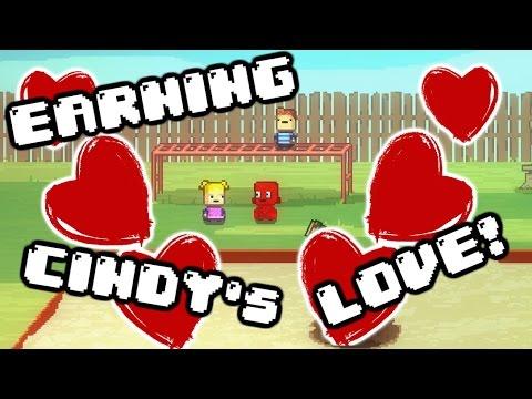 Kindergarten - Earning Cindy's Flower - Part 4 Let's Play Kindergarten Gameplay