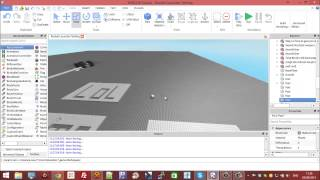 ROBLOX - How to make holed text with CSG modeler