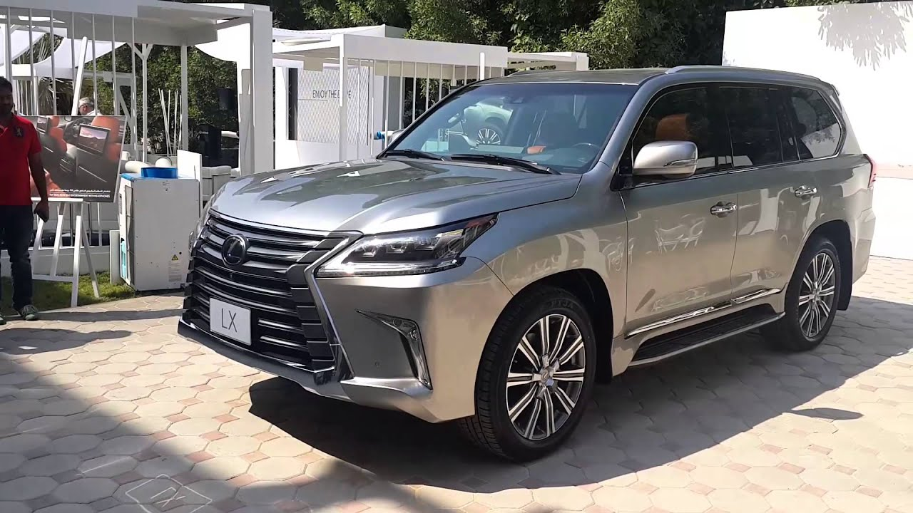 2016 Lexus Lx 570 And 2016 Toyota Land Cruiser Launched In