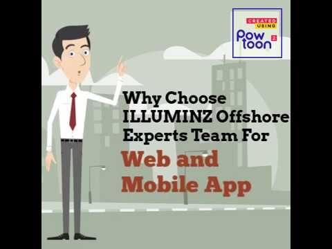 Why Choose ILLUMINZ Offshore Expert Team For Web and Mobile App Development