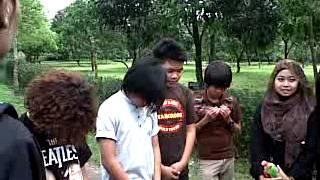 coboy junior, me, dan crew ANTV doa dan yelyel coboy junior