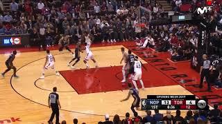 Resumen COMPLETO en español: Toronto Raptors vs New Orleans Pelicans (23/10/19)