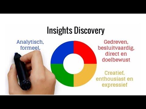 Insights Discovery Persoonlijkheidsprofiel
