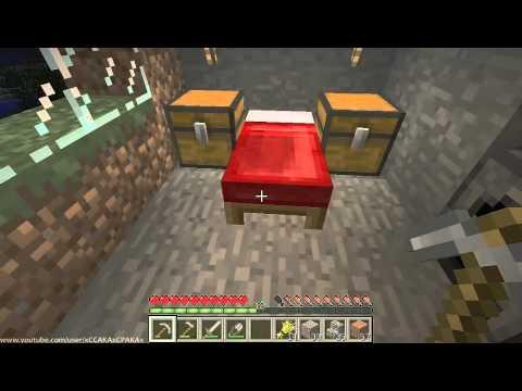 Мой мир в Minecraft смотреть