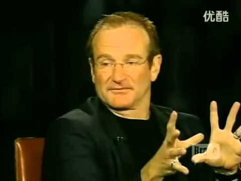 Robin Williams - Inside The Actors Studio - FULL Video