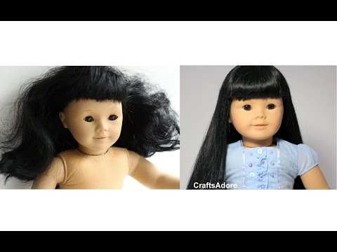 American Girl Doll JLY #4 Pleasant Company Restored! ~HD~