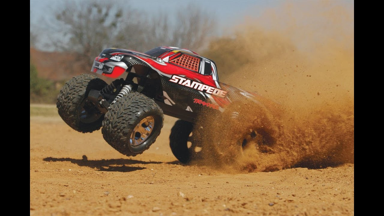 Traxxas Stamped...