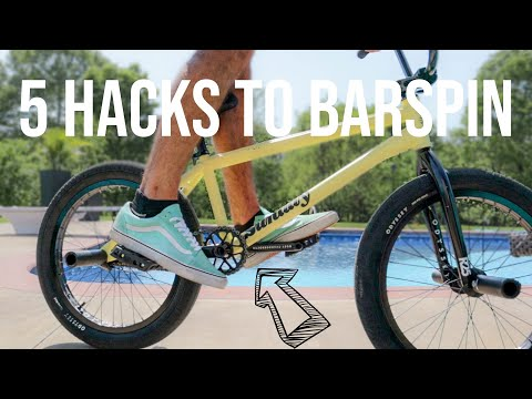 5 Reasons Why You CAN'T Barspin | Tips On How to BARSPIN