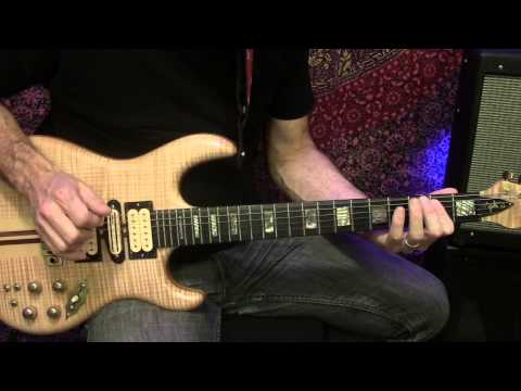He's Gone - Jerry Garcia Complete Guitar Lesson TRAILER