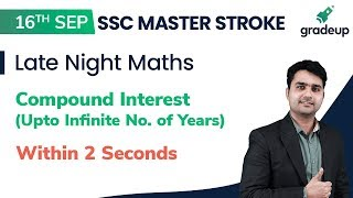 Solve CI Ques. in just 2 Seconds| Live session by Sandeep Sir @8:30 PM today