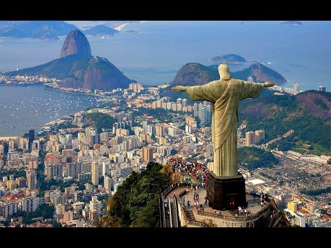 My first Trip to Rio de Janeiro - Vlog