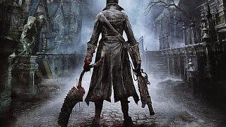 Релизный трейлер Bloodborne