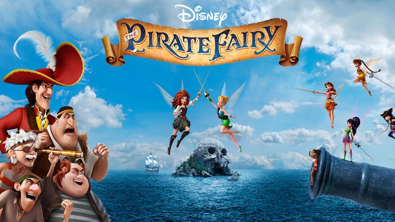 Disney Pirate Fairy Movie Game Gameplay