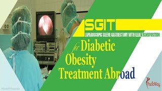 SGIT for Diabetic Obesity | Bariatric Surgery Procedure Cost