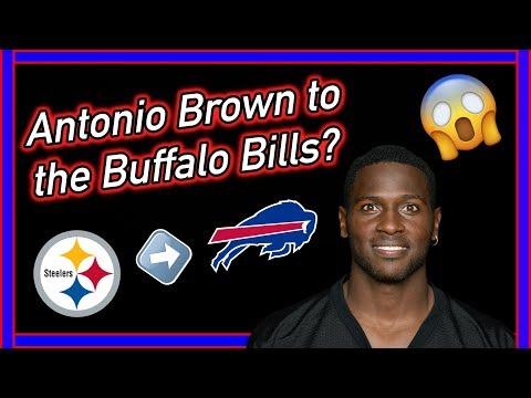 Should the Buffalo Bills Trade for Antonio Brown? || Offseason Rumors & Discussion