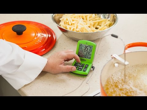 Why Americas Test Kitchen Calls the ThermoWorks ChefAlarm the Best Probe Clip-On Thermometer