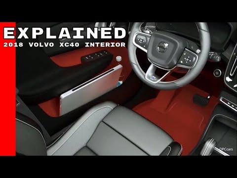 2018 Volvo Xc40 Interior Explained Youtube