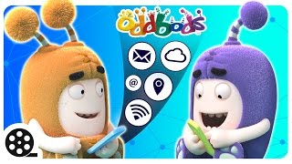 Cartoon Tech Savvy Oddbods Funny Videos For Children
