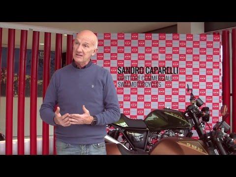 SWM Motorcycles. Intervista a Sandro Caparelli, direttore commerciale SWM, prima di EICMA 2016