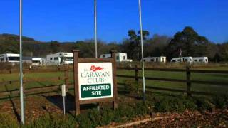 Glen of Aherlow Caravan and Camping Park.flv
