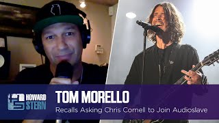 Tom Morello Remembers Meeting Chris Cornell for the First Time