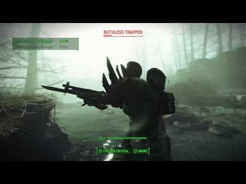 Shipbreaker and the Division - FO4 Far Harbor Survival PS4, Phil Hunt, no mods pt. 27