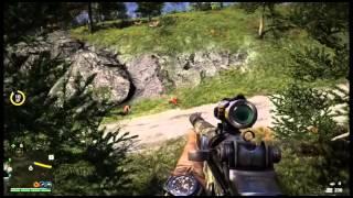 Far Cry 4 Non Stop Violence