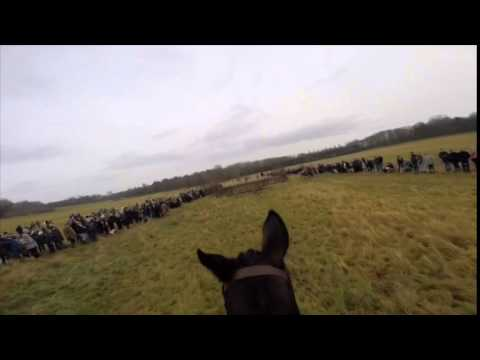 quorn hunt boxing day meet 2015 miss