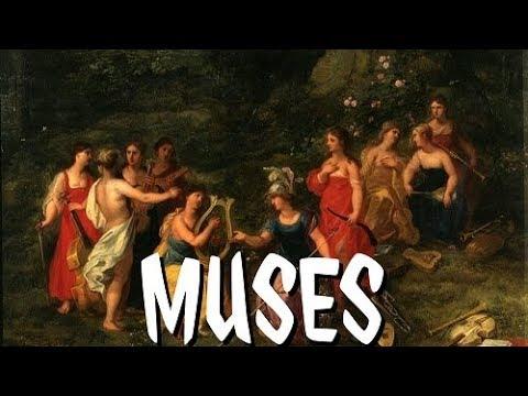 MF In-Depth #2: The Muses [Greek Mythology]