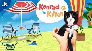 Konrad the Kitten – Launch Trailer | PS VR